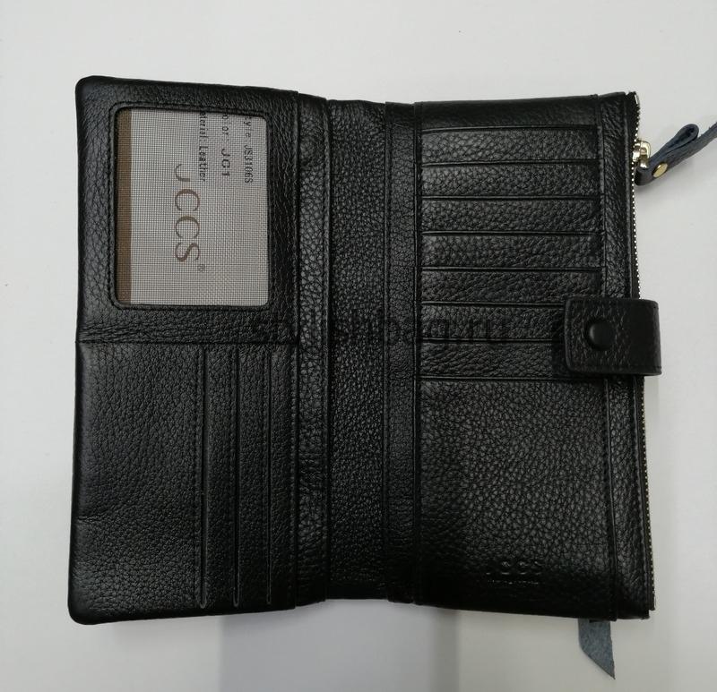 Женский кошелек JCCS j-31068 black