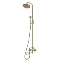 Комплект двухручковый для ванны и душа Bronze de Luxe 10121DR