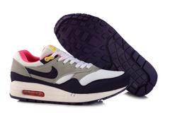 Кроссовки женские Nike Air Max 87 Violet Grey White