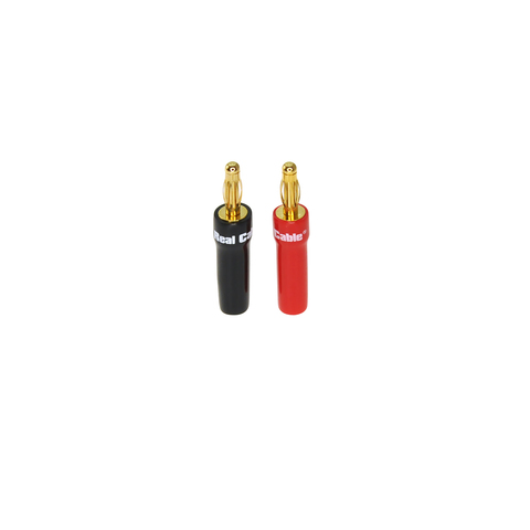 Real Cable B6035AS-2C/4pcs, разъёмы акустические