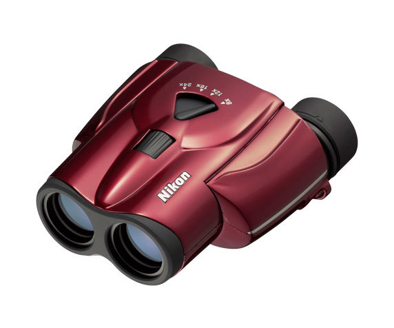бинокль Aculon T11 8 24 25 красный