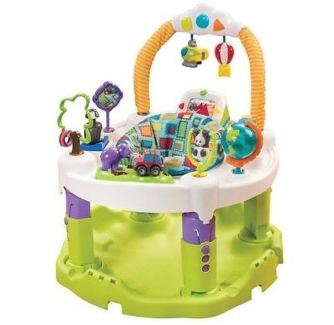 Игровой центр Evenflo ExerSaucer World Explorer напрокат