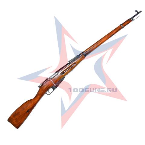 Охолощенная винтовка Мосина гранёная