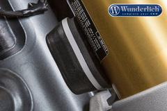 Ограничитель поворота руля BMW RS LC/R LC серебро