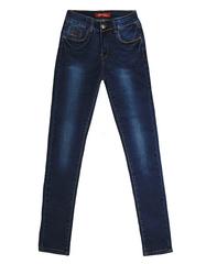 C6230 джинсы женские, темно-синие