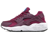 Кроссовки Женские Nike Air Huarache Premium Cherry White