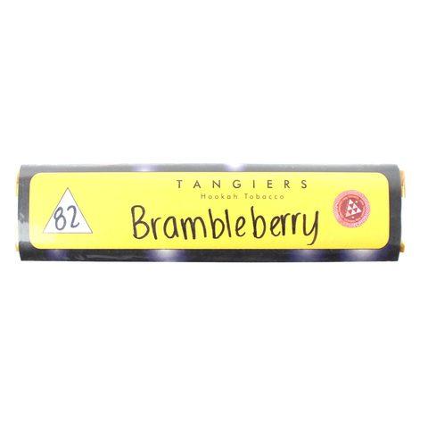 Табак для кальяна Tangiers Noir (желтый) 82 Brambleberry