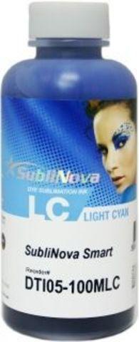 Чернила InkTec DTI05 /LC light cyan (светло голубой) Piezo 100мл. Сублимационные