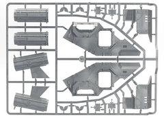 Space Marines Stormraven Gunship. Литник