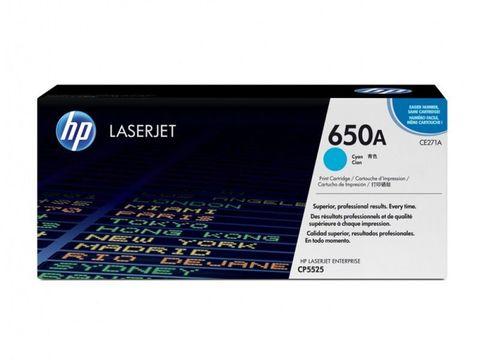 Kартридж HP CE271A голубой для HP Color LaserJet CP5520 (15K)