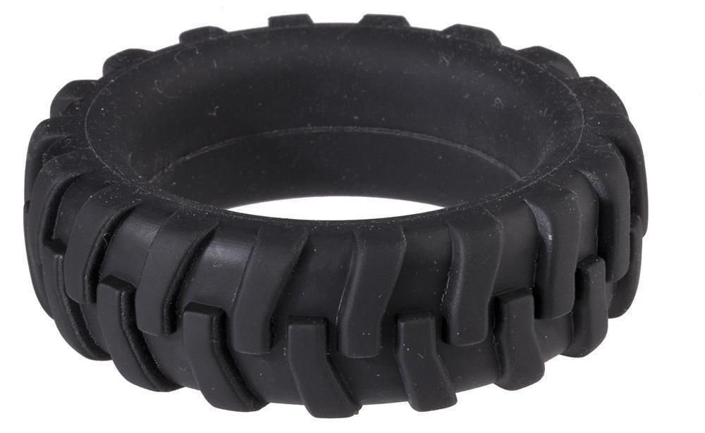 Эрекционные кольца: Эрекционное кольцо в форме шины PENIS TIRE