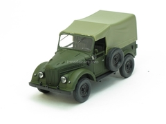 GAZ-69 with awning 1:43 Nash Avtoprom
