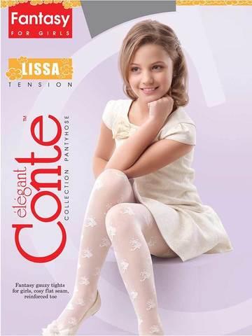 Колготки для девочек Lissa Conte