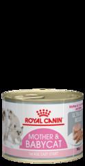Royal Canin Babycat Instinctive мусс для котят до 4 мес. и для кошек в период лактации