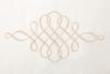 Элитная наволочка Monogramm от Luxberry