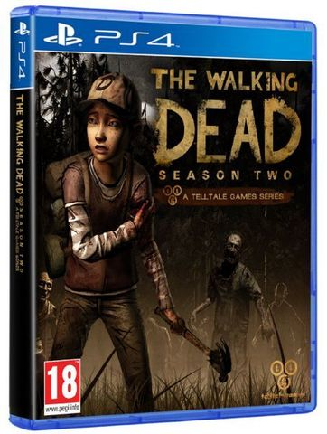 Sony PS4 The Walking Dead: Season Two (английская версия)
