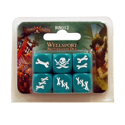 Wellsport Brotherhood Dice