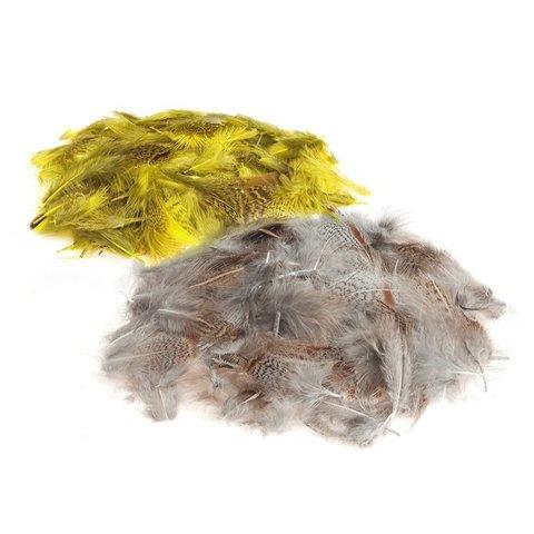 VENIARD Отдельные перья куропатки Partridge English Mixed hackle 2 gram