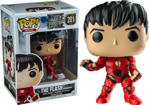 Фигурка Funko Pop! Movies: DC - Justice League - The Flash (Excl. to Regal Theaters)