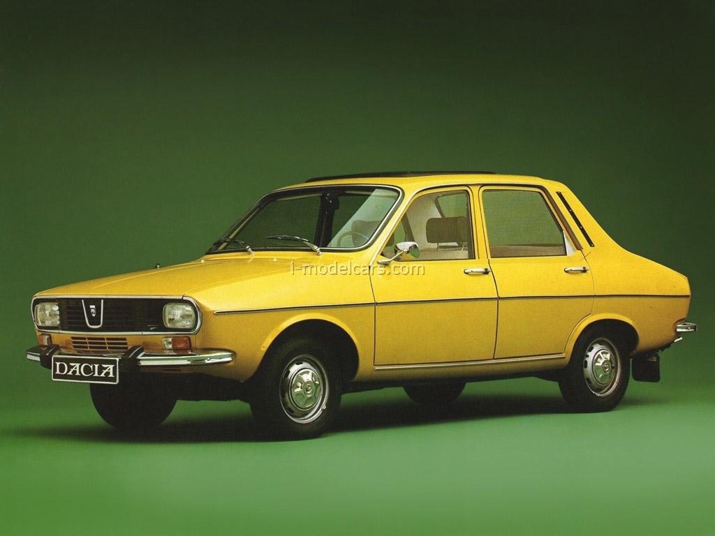 Dacia 1300 1:43 DeAgostini Auto Legends USSR #164
