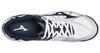 Мужские волейбольные кроссовки Мизуно Wave Lightning Z (V1GA1500 14) белые фото