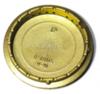 Крышка рассекателя конфорки для газовой плиты Indesit (Индезит) - 104207