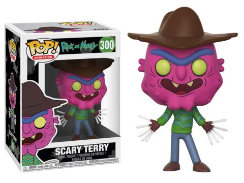Фигурка Funko POP! Vinyl: Rick  Morty: Scary Terry 12599