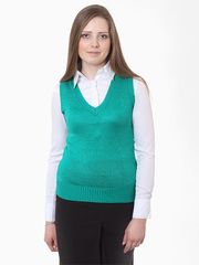 Ж1693-2 джемпер женский зеленый
