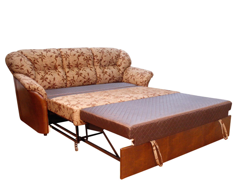 Диван 3-местный Глаффи-2, механизм трансформации Конрад, спальное место 150х190 см
