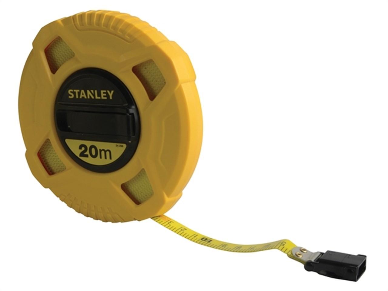 Рулетка 20м Fiberglass Stanley 0-34-296