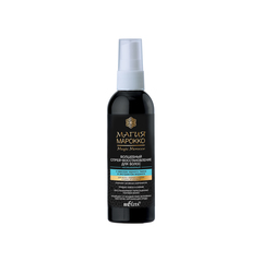 Волшебный СПРЕЙ-ВОССТАНОВЛЕНИЕ для волос несмываемый с маслом чёрного тмина и экстрактом моринги  МАГИЯ МАРОККО