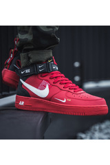 Кроссовки Nike Air Force 1 Mid Utility LV8 - Red