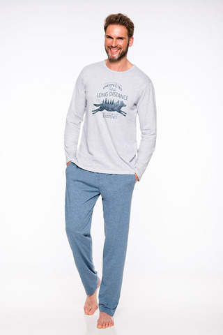Мужская пижама 9W Karol 1006-1007-01 Taro