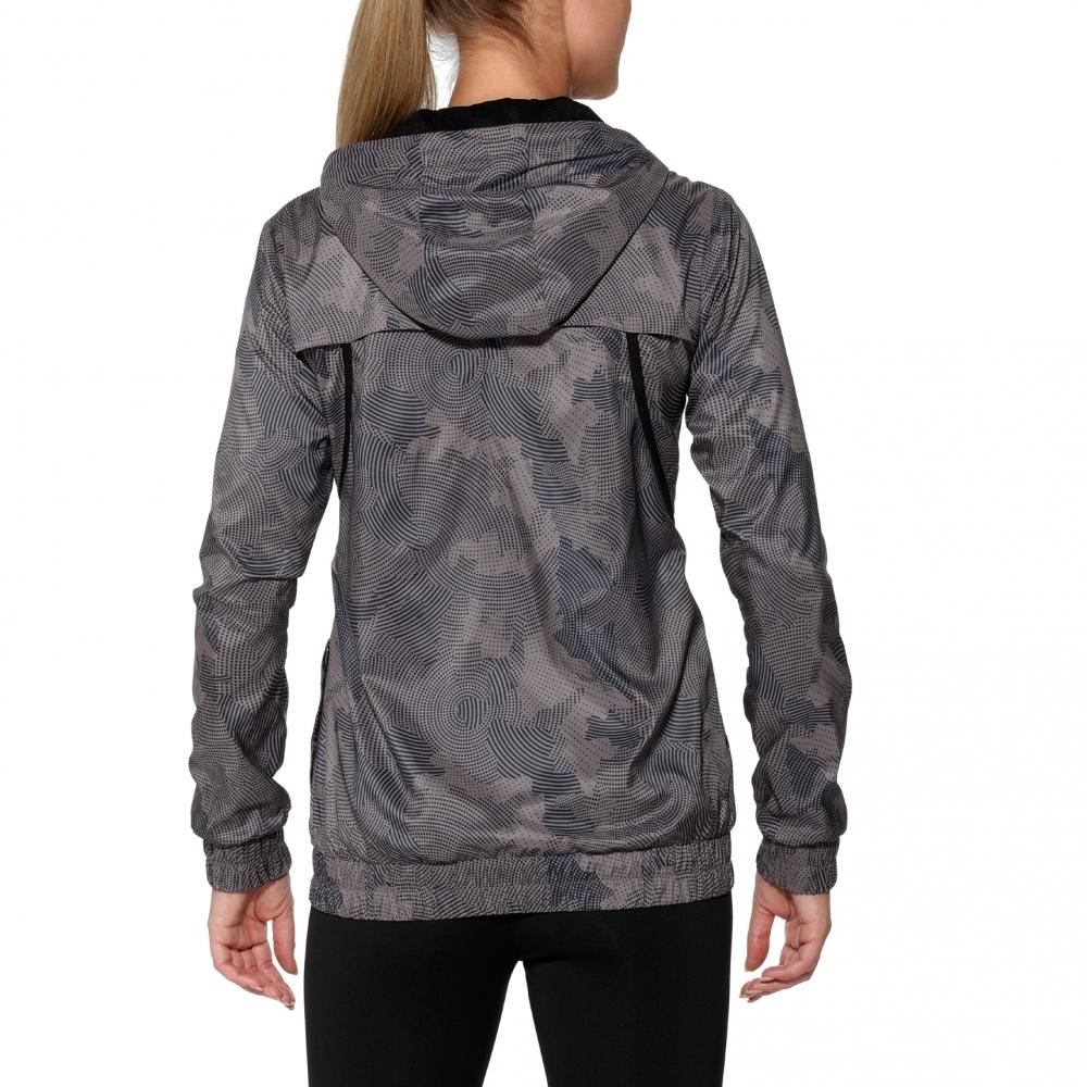Asics Woven Jacket Ветровка женская grey