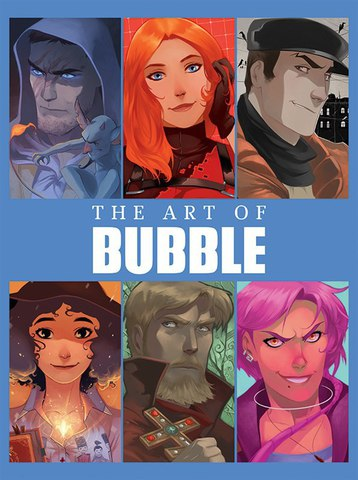 The Art of BUBBLE
