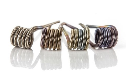 Clapton coil 0,4 x 0,2. 0.67 OM