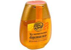 Мед с маточным молочком, 250г