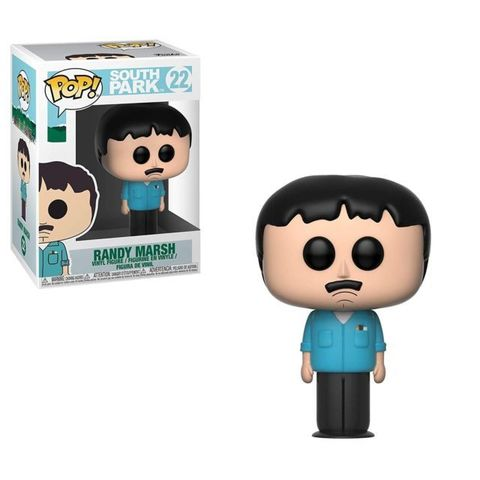 Фигурка Funko POP! Vinyl: South Park W2: Randy Marsh 34392