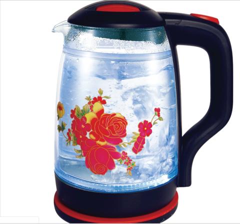 Чайник электрический с терморисунком