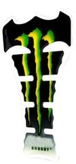 Наклейка на бензобак мотоцикла (Monster Energy)