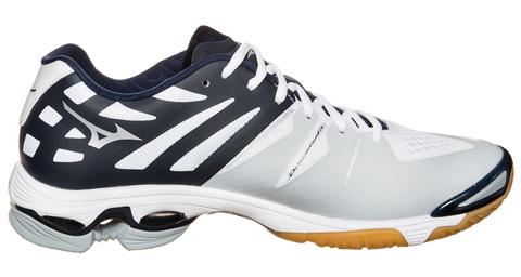 Волейбольные кроссовки Mizuno Wave Lightning Z мужские белые