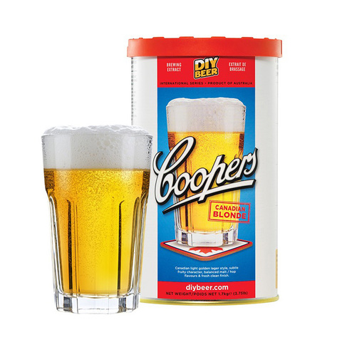 Экстракт COOPERS Canadian Blonde 1,7 кг