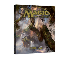 Артбук Magic: The Gathering - Zendikar (eng)