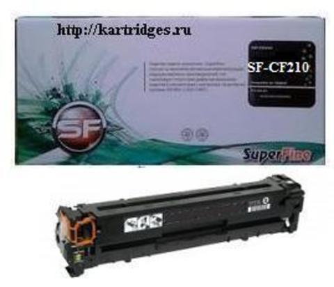 Картридж SuperFine SF-CF210A