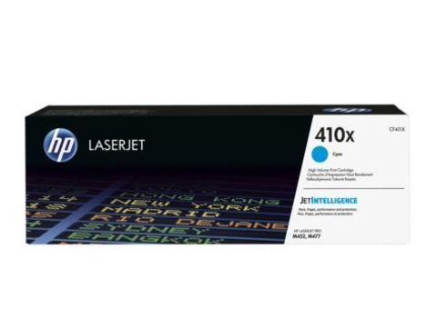 Kартридж голубой 410X HP LaserJet Pro M477fdn, M477fdw, M477fnw, M452dn, M452nw (5,0K) CF411X