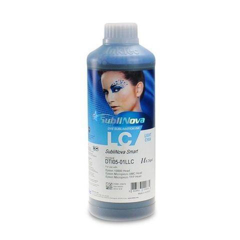 Чернила InkTec DTI05 /LC light cyan (светло голубой) Piezo 1л. Сублимационные