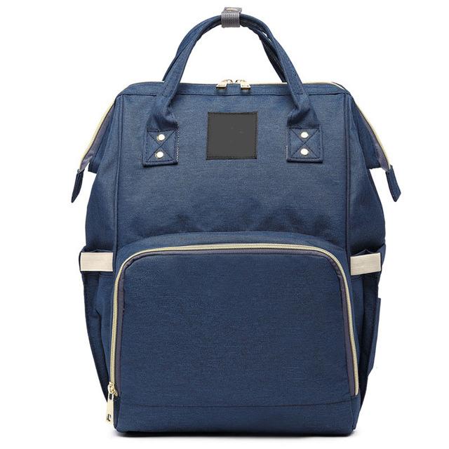 Синий цветовой вариант рюкзака