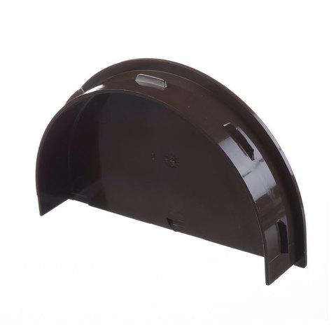 Заглушка воронки ПВХ Docke Standart Шоколад