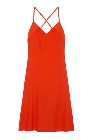 Платье-комбинация НОЧЬ