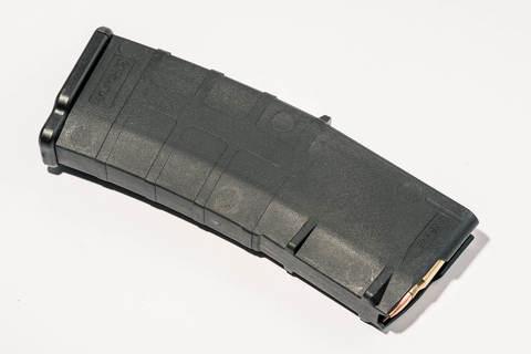 Магазин Pufgun AR-15 на 30 патронов с ограничителем, черный